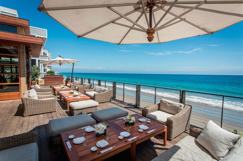 16 Beachside Dining Spots Perfect For A Summer Meal In Los