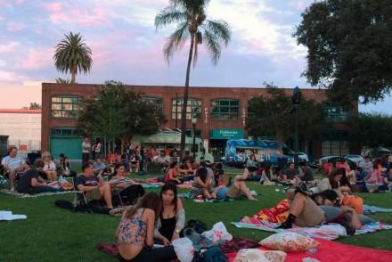 Old Pasadena Film Fest