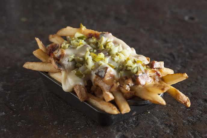 Plan Check Pastrami Gravy Fries