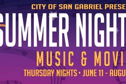 San Gabriel Summer Nights