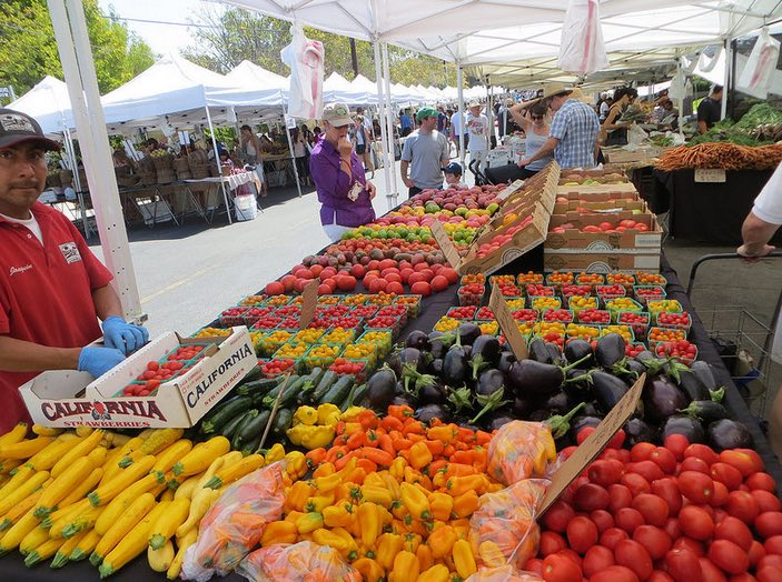 The 10 Best Farmers Markets in Los Angeles