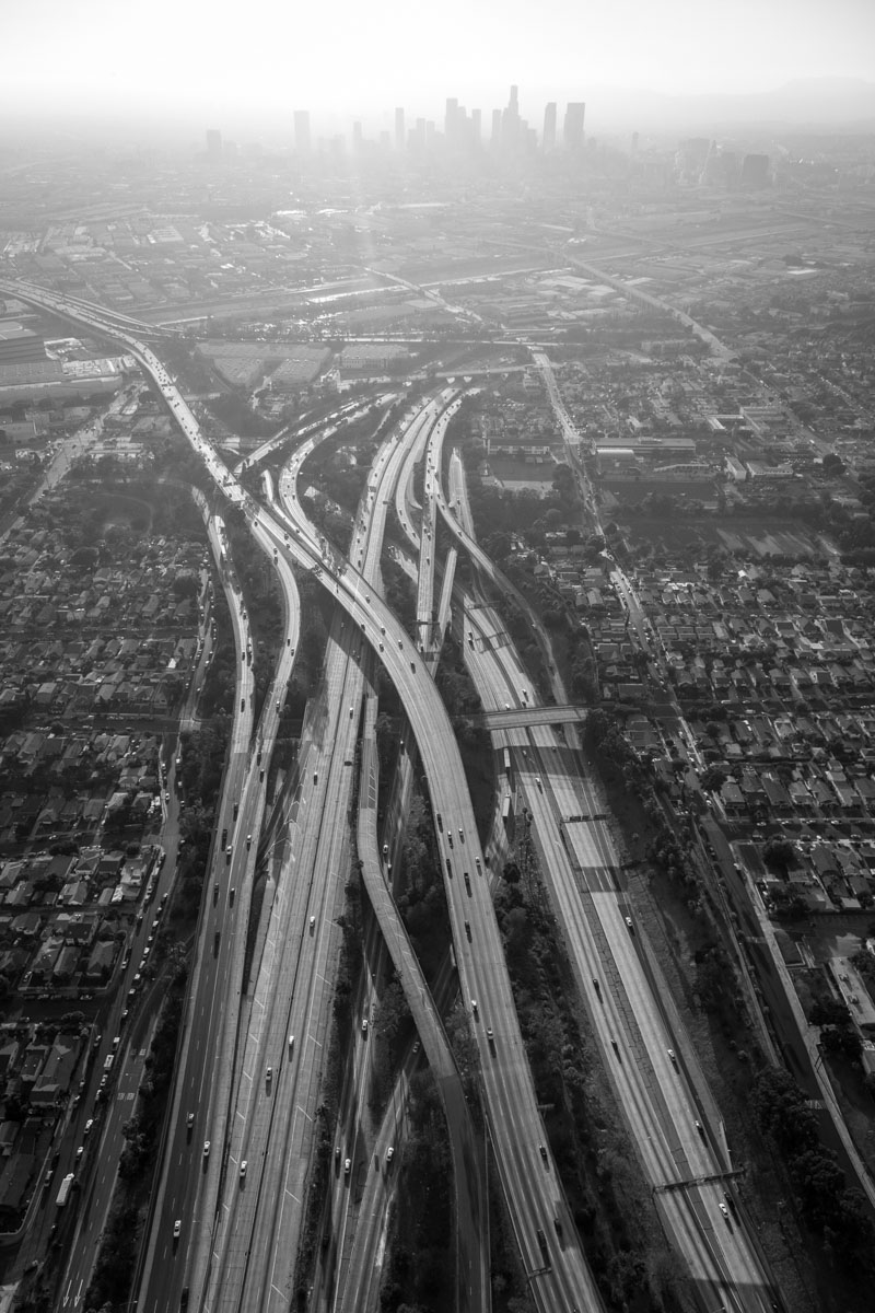 Downtown Los Angeles Freeways