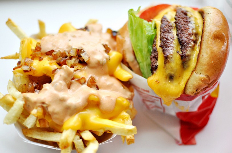 3x3 at In N Out