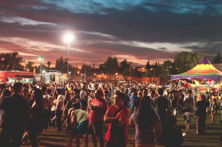 MPK Night Market in Monterey Park