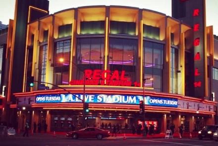 Regal Cinemas 14 Featured