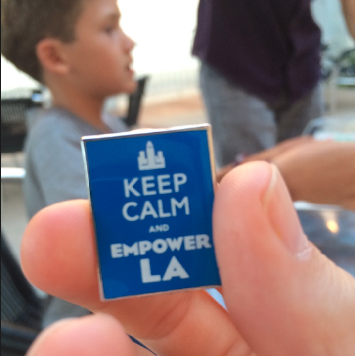Keep Calm and Empower LA