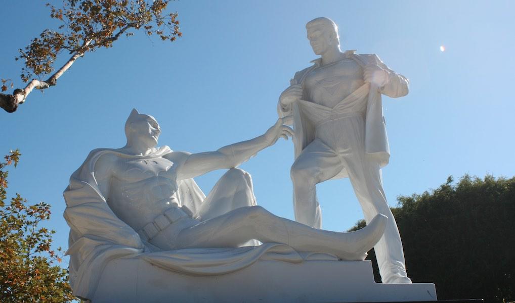 Modern Heroes Statue