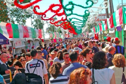 Feast of San Gennaro LA