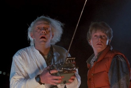 Back to the Future screenshot
