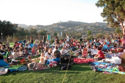 Barnsdall Park Movie Screenings