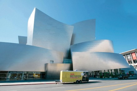 VAN Beethoven at Disney Concert Hall
