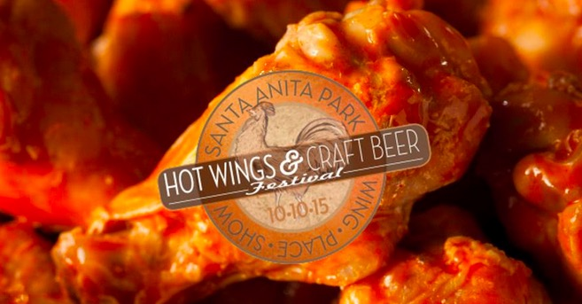 There S A Hot Wings Amp Craft Beer Festival At Santa Anita