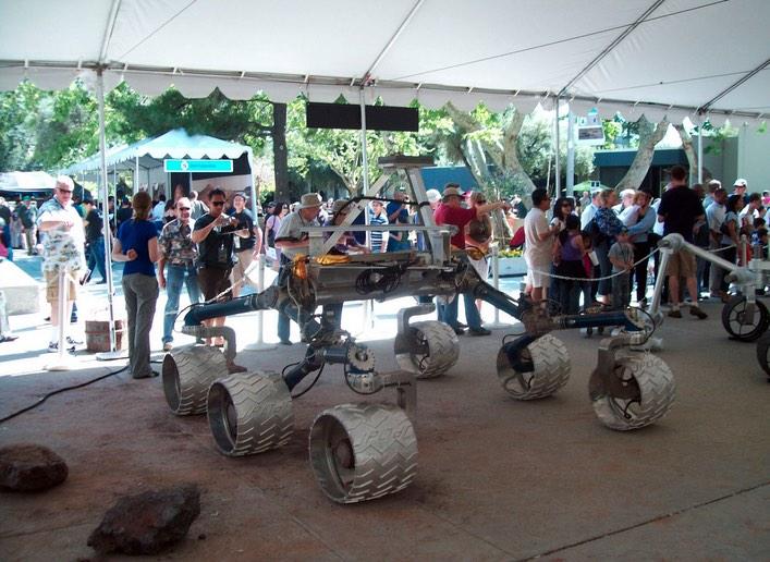 JPL Open House 2009