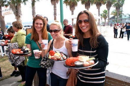 Redondo Beach Lobster Festival