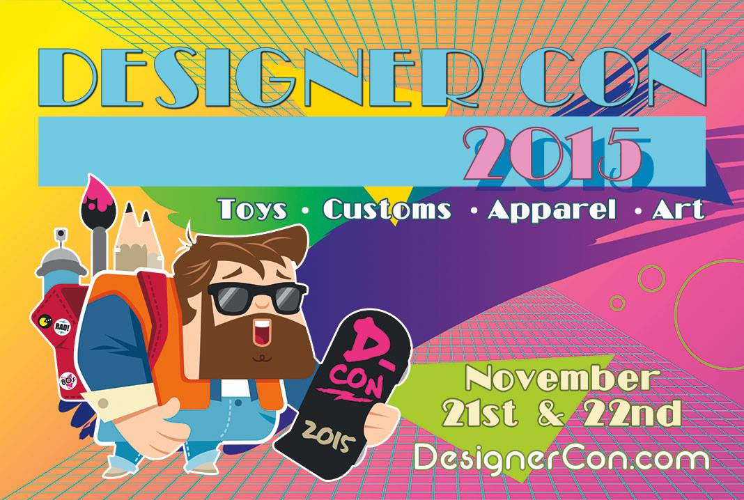 Designer Con 2015