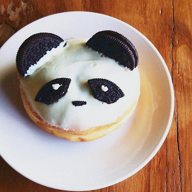 Panda Donut California Donuts