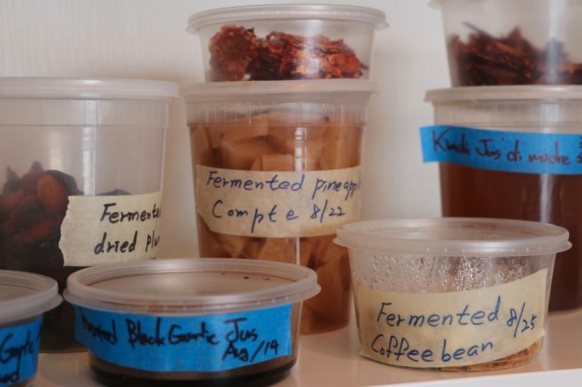 Pickle Jars at Baroo