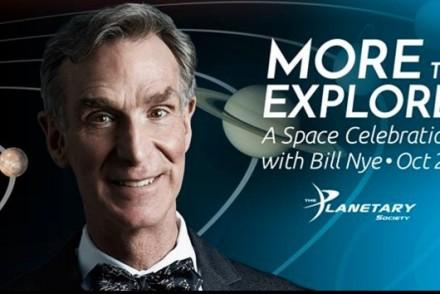Bill Nye Planetary Society 35th Anniversary