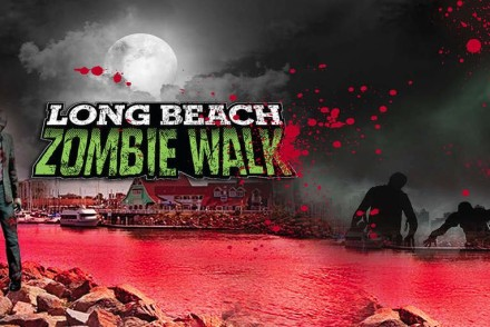 Long Beach Zombie Walk 2015