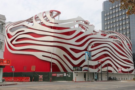 New Petersen Automotive Museum