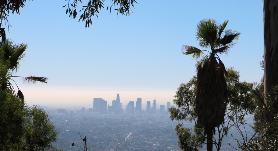 Dante's View in Griffith Park