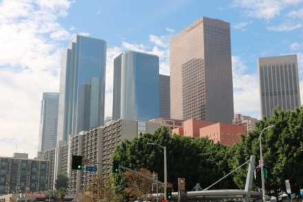 Downtown Los Angeles Daytime