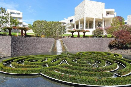 Getty Center Gardens