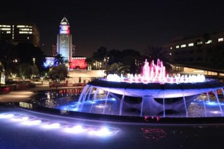 Grand Park Fountain