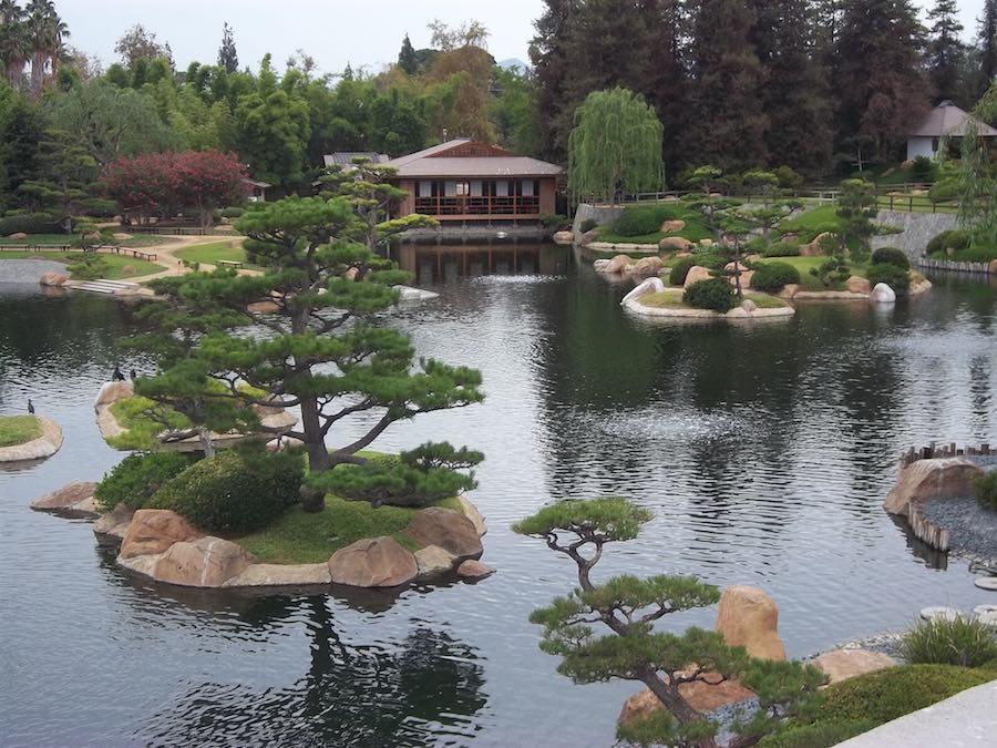 Japanese Garden Nuys The Japanese Garden At The Tillman Water Reclamation Plant Japanese