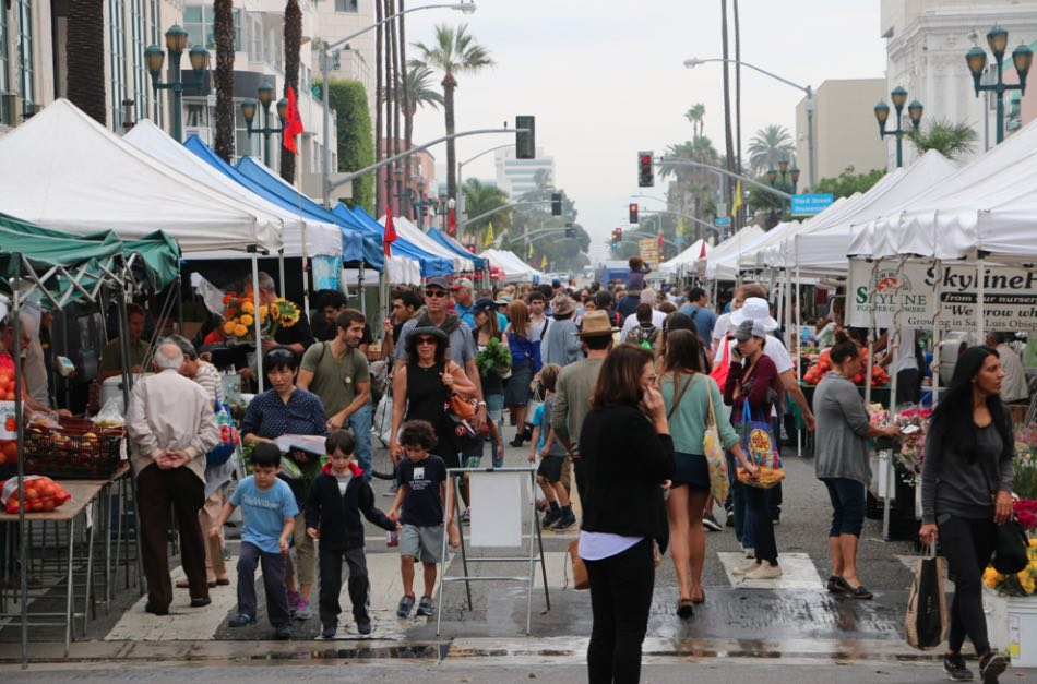 A Handy Day-by-Day List of Farmers Markets in Los Angeles