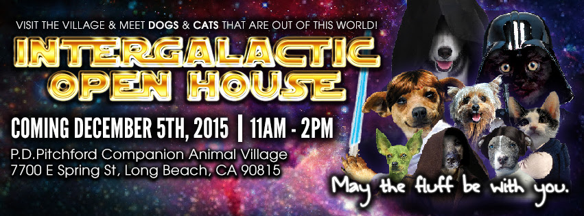spcaLA Intergalactic Open House