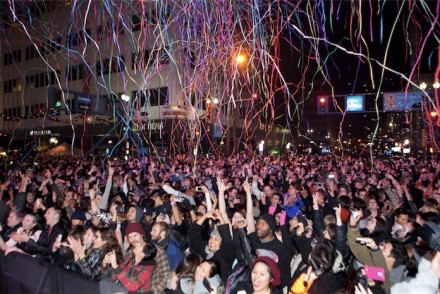 Downtown-Long Beach New Years Eve