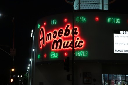 Amoeba Music Hollywood
