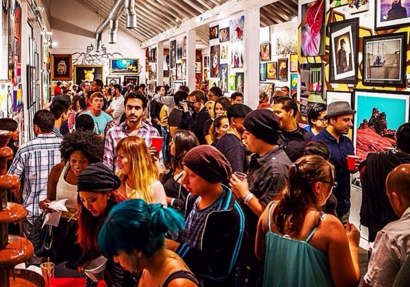 There 39 s a big chocolate art show coming to los angeles for Craft fair los angeles