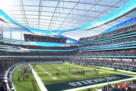 Inglewood NFL Stadium