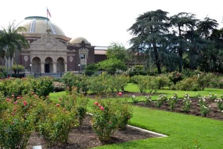 Rose Garden Exposition Park
