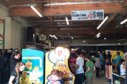Royce's Arcade Warehouse