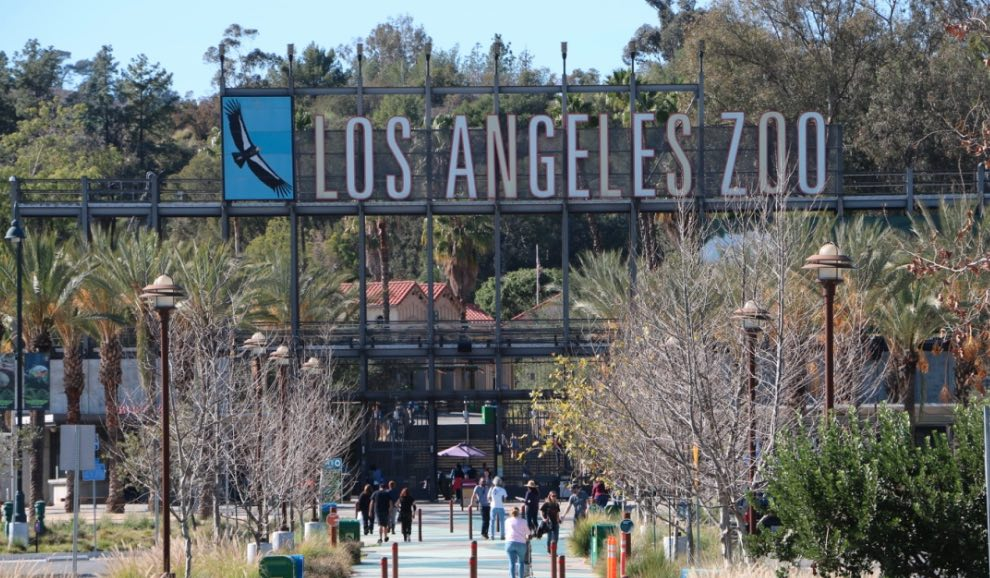 Image gallery los angeles zoo entrance Garden city zoo