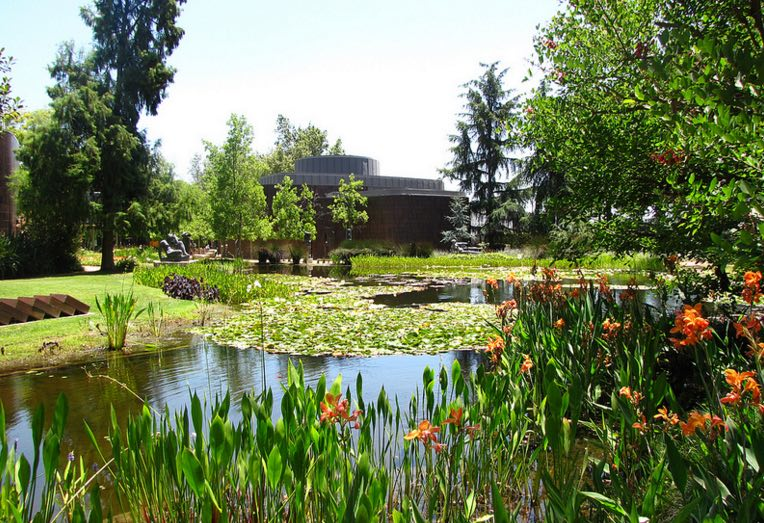 Norton Simon Sculpture Garden