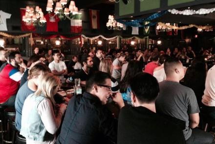 Morrison Pub LA