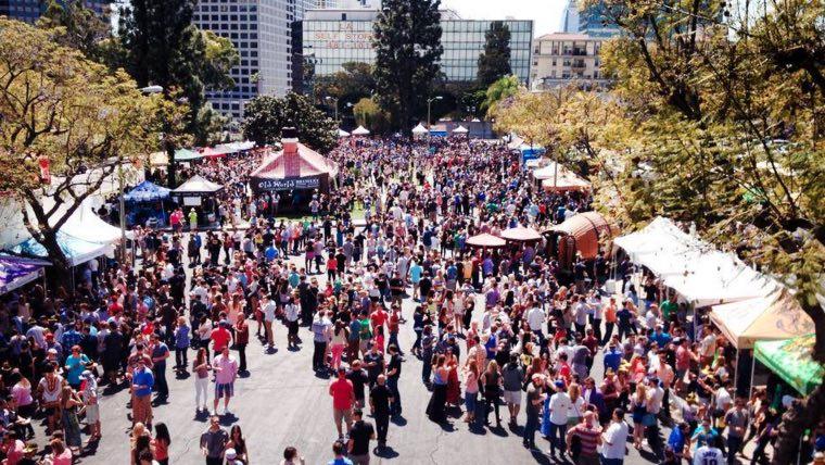 2016 LA Beer Festival Promo