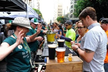 caseys irish pub street fair