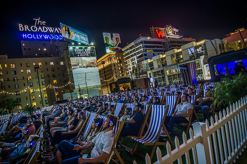 Rooftop Film Club Is Returning To Los Angeles This April