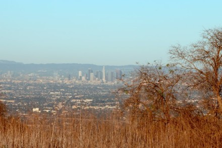 Los Angele Turnbull Canyon View