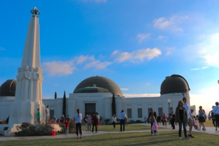 Griffith Observatory Afternoon Time