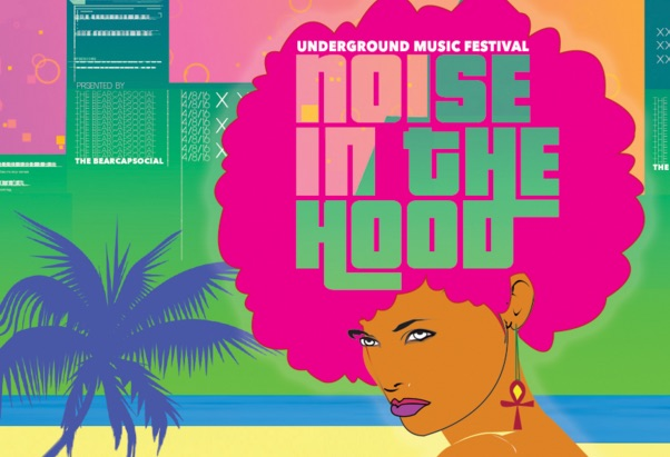 noise in the hood