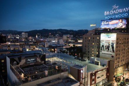 Rooftop Film Club Los Angeles April 2016