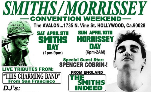 smiths morrissey convention 2016