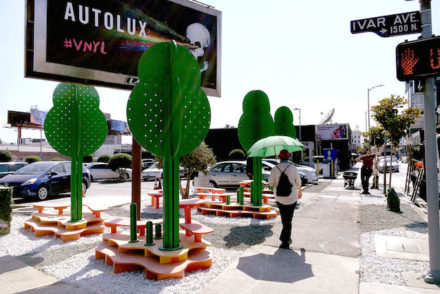 Hollywood Pop-Up Park