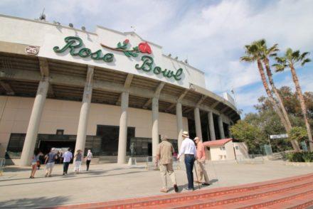 Rose Bowl Entrance
